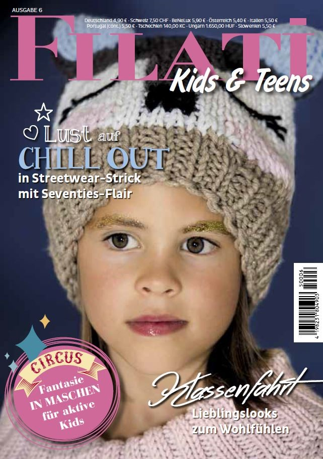 Lana Grossa FILATI Kids & Teens No. 6