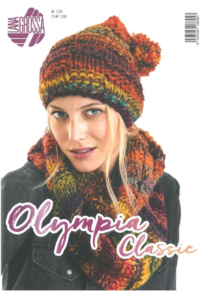 Lana Grossa OLYMPIA Folder-CLASSIC No. 2