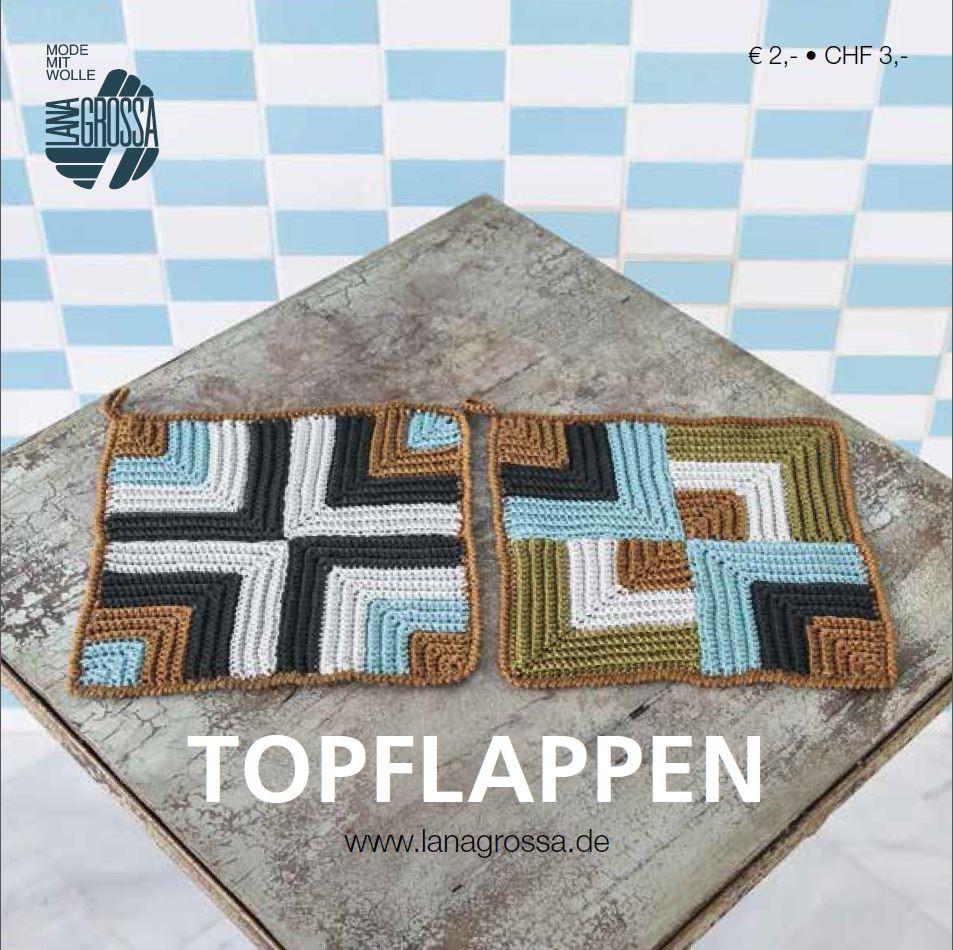 Lana Grossa TOPFLAPPEN (Booklet)