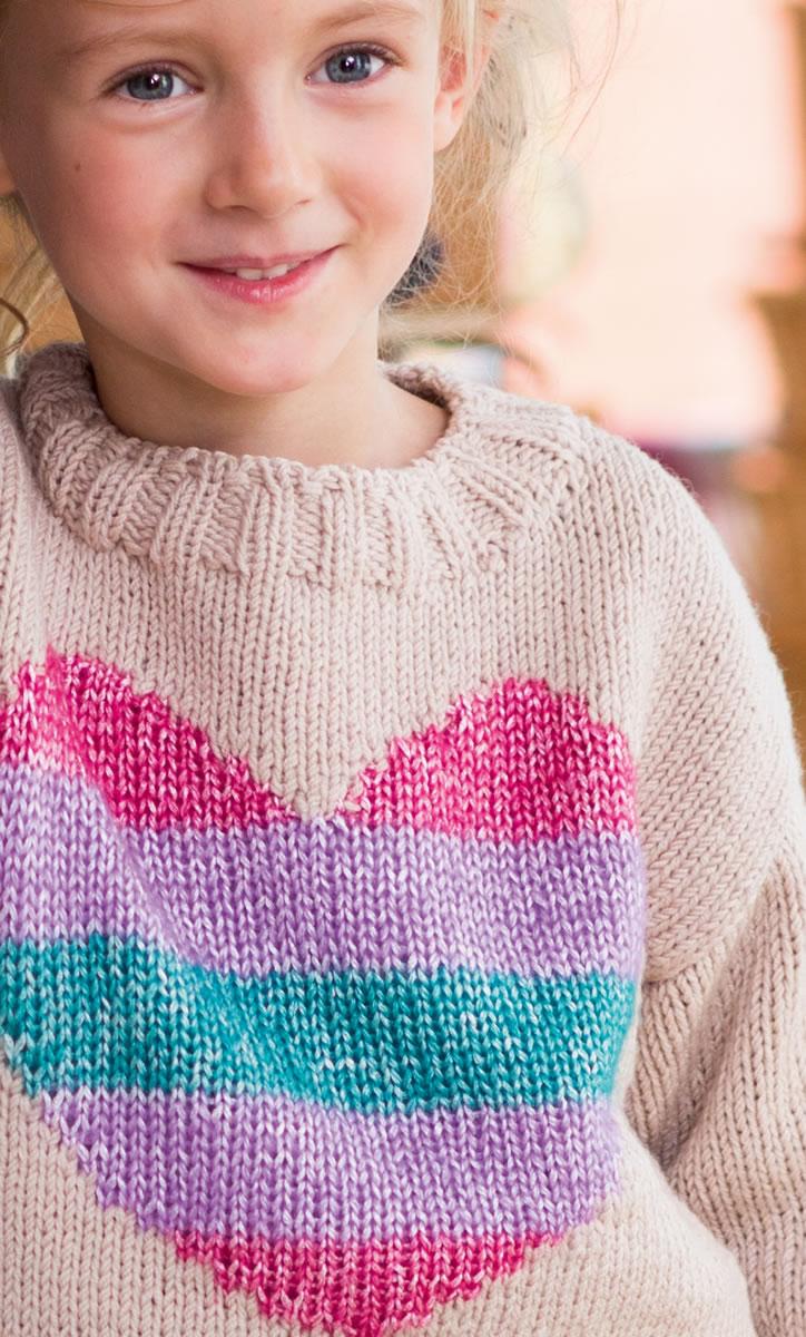 lana grossa pullover cool wool baby lace lux filati kids teens no 2 modell 10 filati. Black Bedroom Furniture Sets. Home Design Ideas