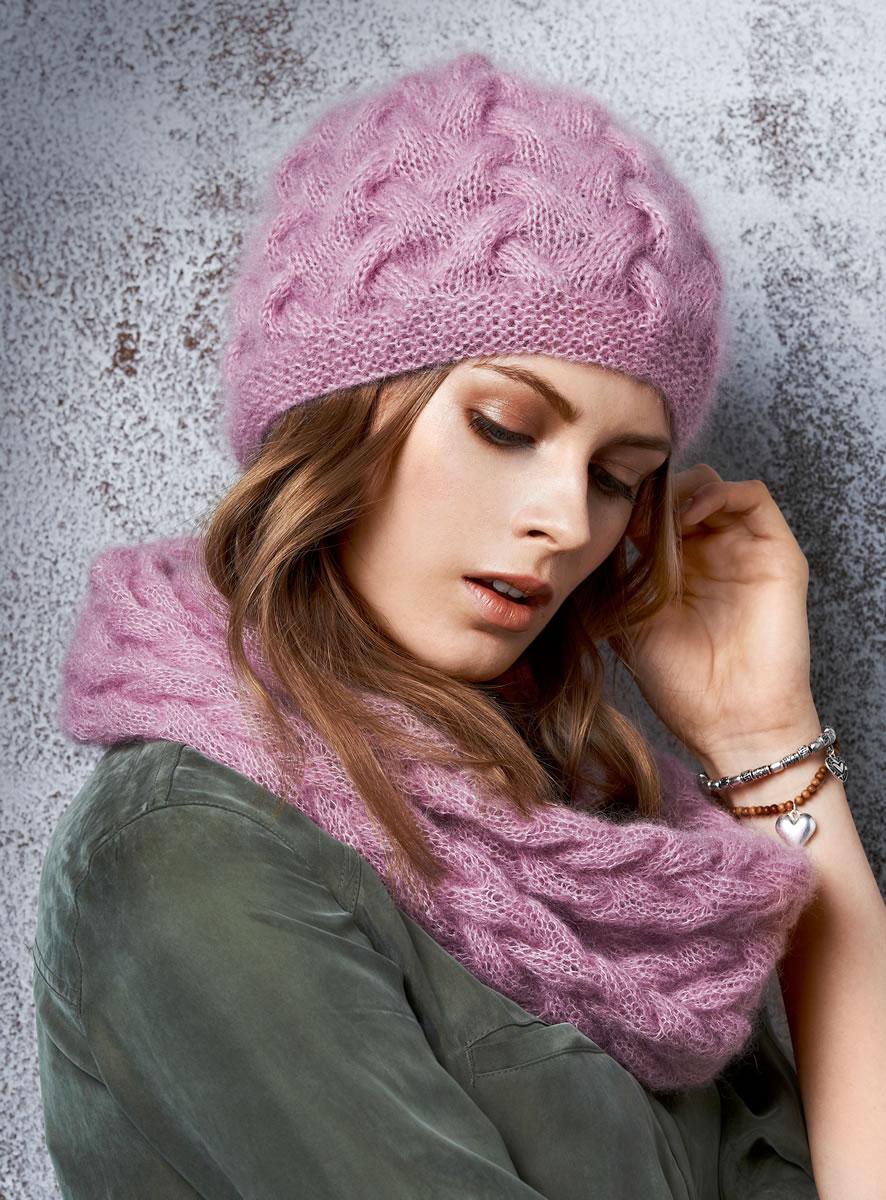Для женщин спицами Вязание спицами, крючком, уроки 7