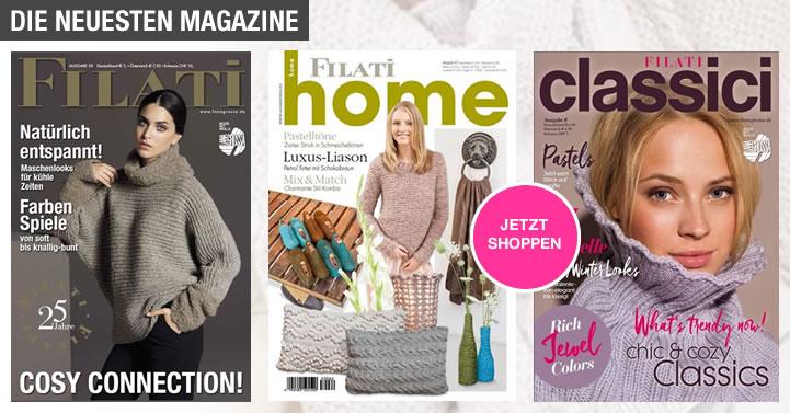 Die neuesten Magazine