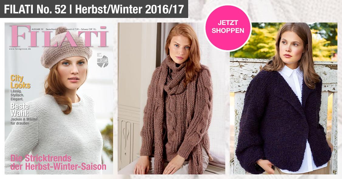 Lana Grossa FILATI No. 52 (Herbst/Winter 2016/17)