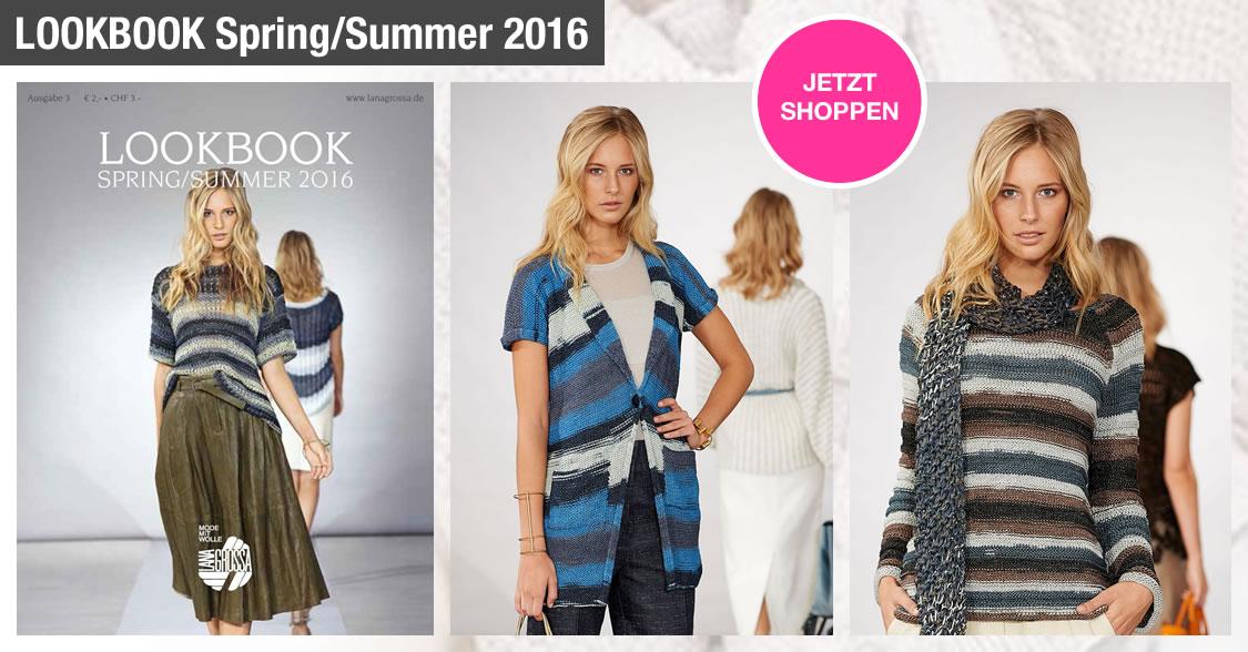 LOOKBOOK No. 3 - Spring/Summer 2016