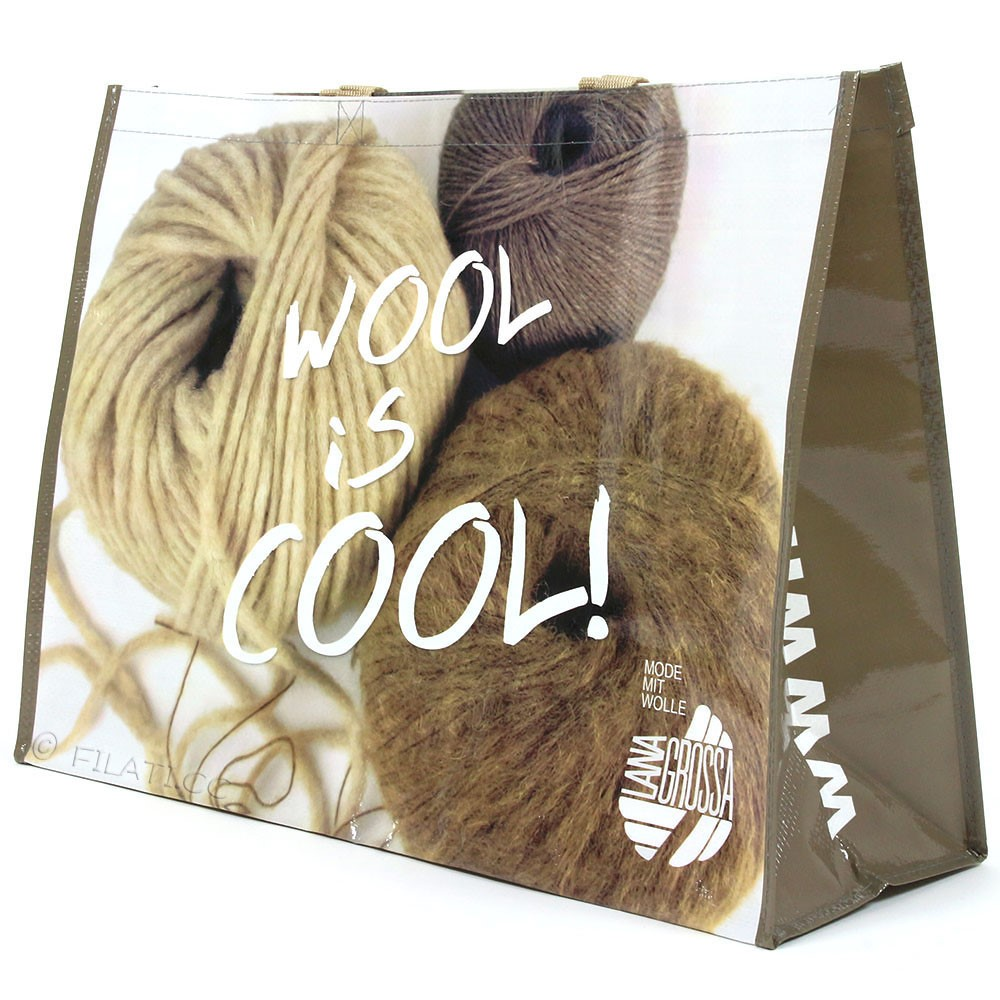 Lana Grossa  Shopper WOOL IS COOL - 1