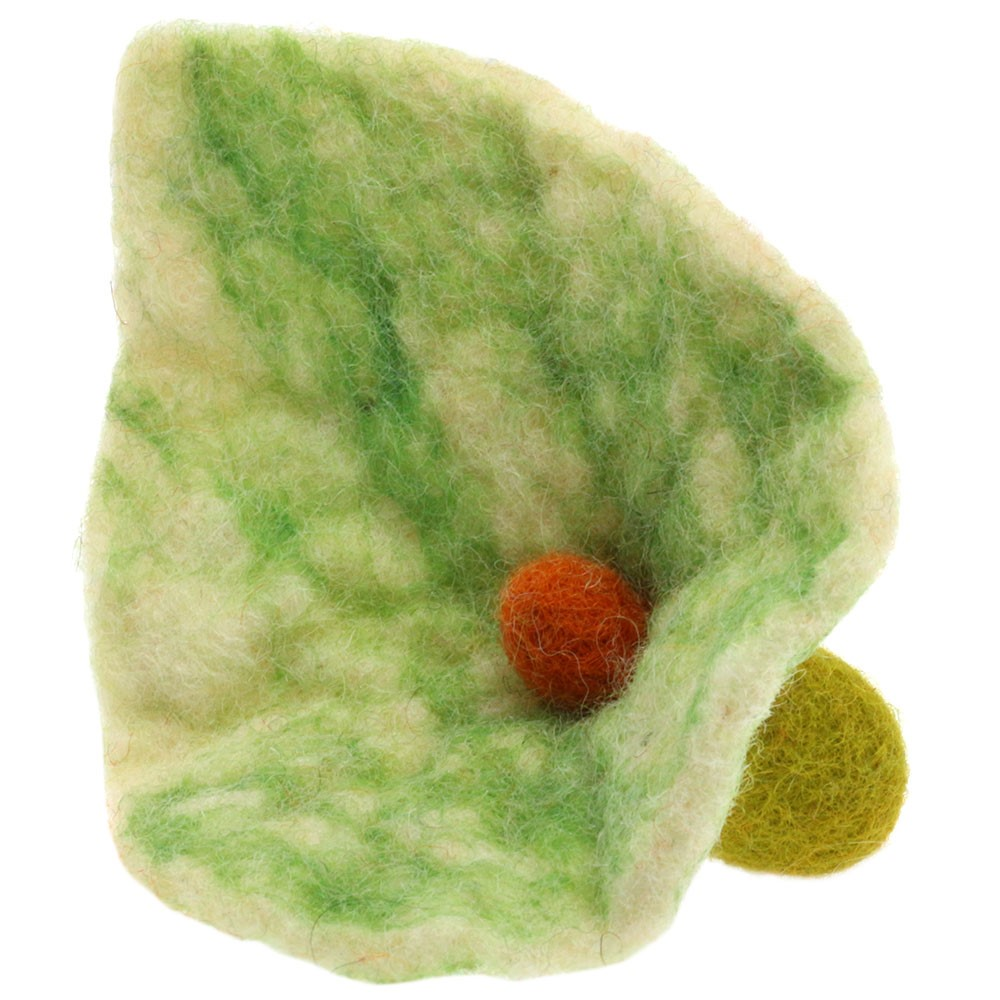 Filzblüte/12cm