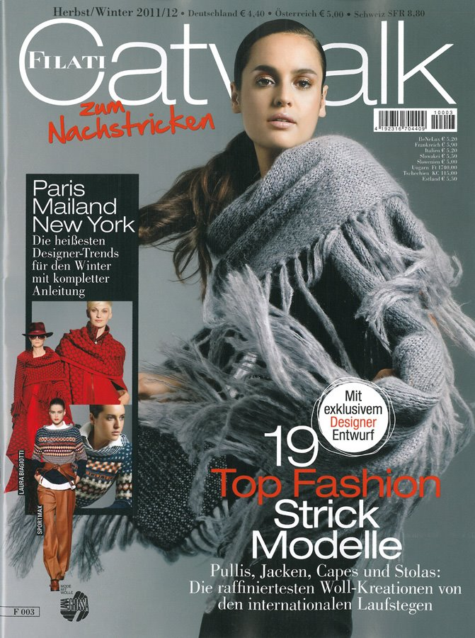 Lana Grossa FILATI Catwalk No. 3 (Winter 2011/12)