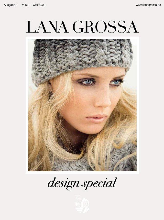 Lana Grossa Design Special No. 1