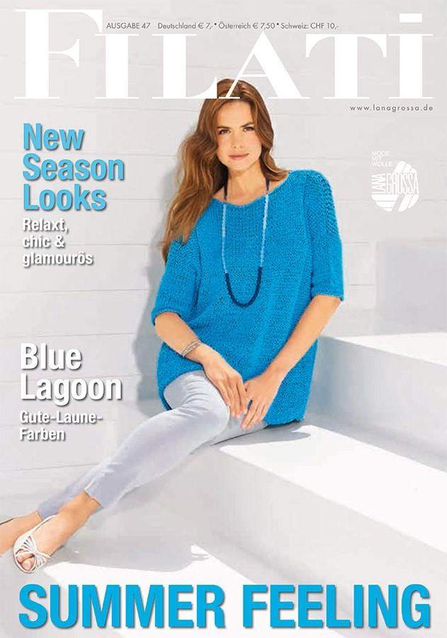 Lana Grossa FILATI No. 47 (Sommer 2014)
