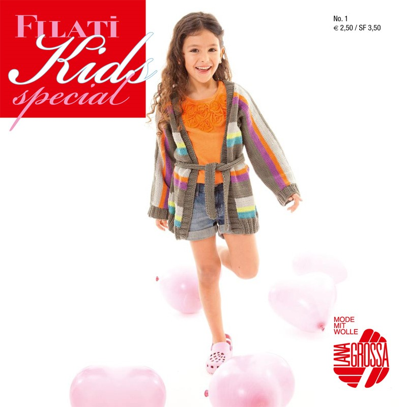 Lana Grossa FILATI KIDS Special No. 1