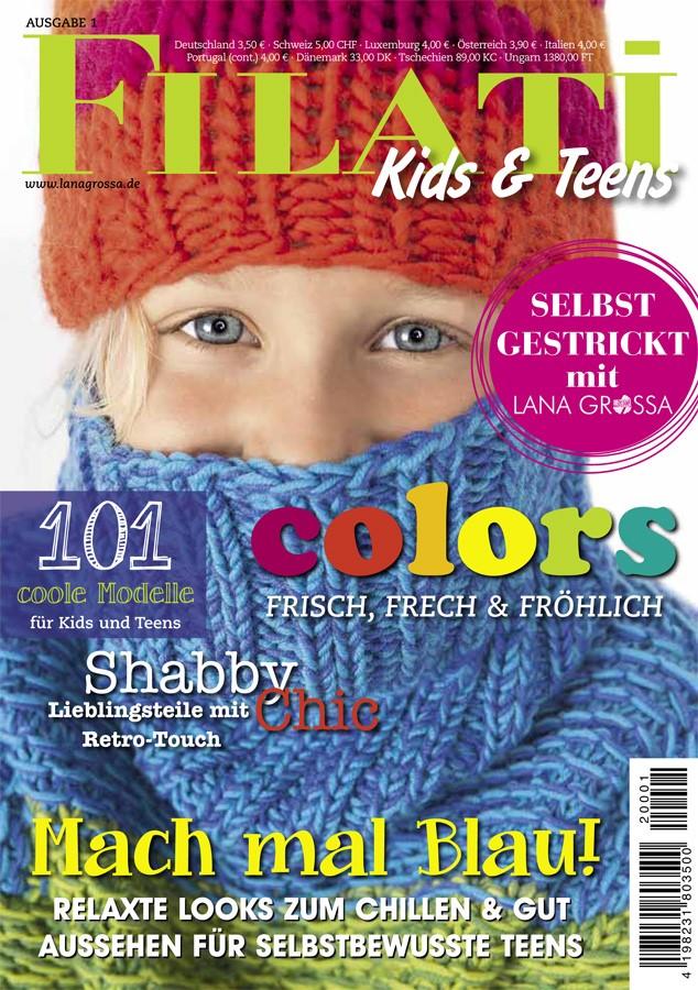 Lana Grossa FILATI Kids & Teens No. 1