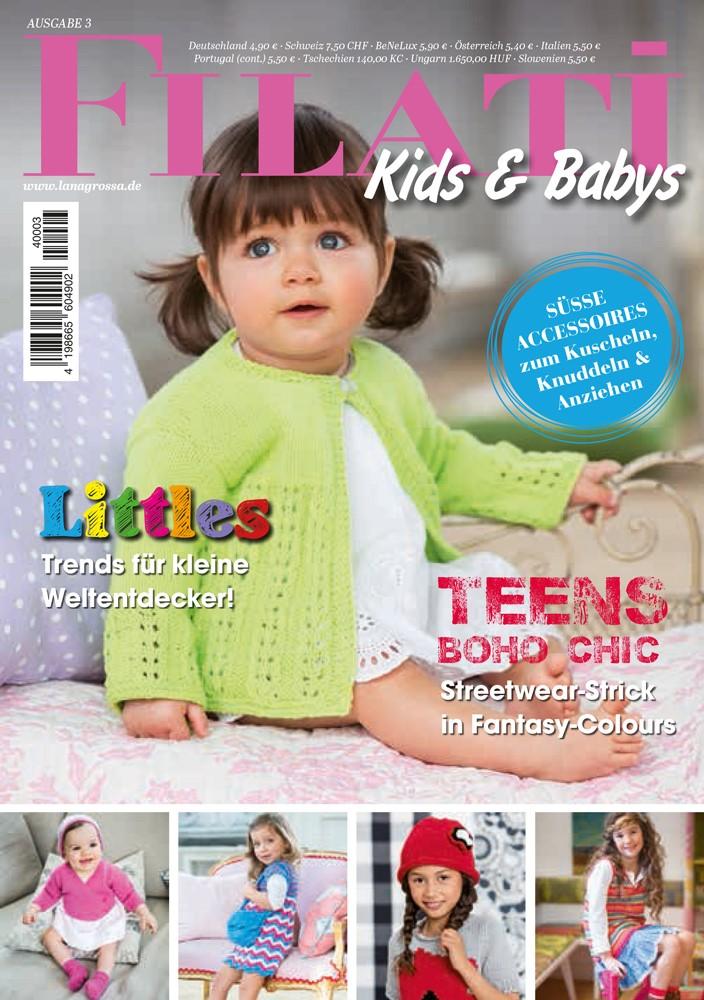 Lana Grossa FILATI Kids & Babys No. 3