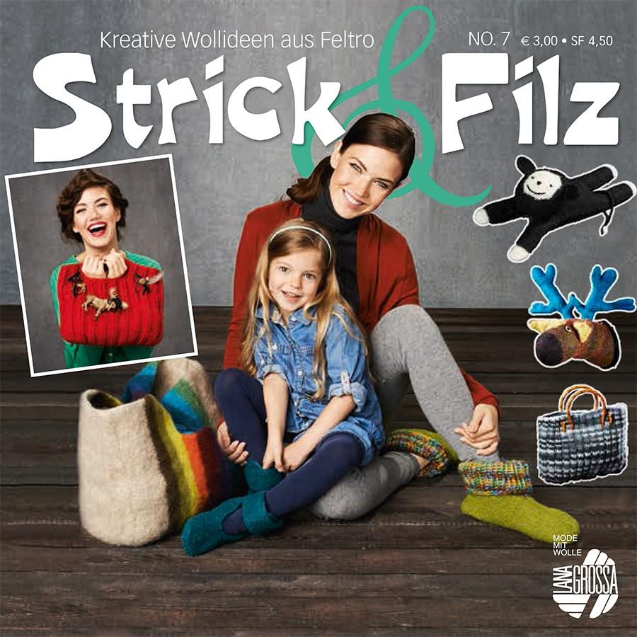 Lana Grossa STRICK & FILZ No. 7
