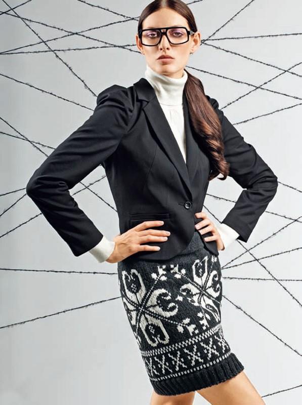 Lana Grossa Norweger-Mini COOL WOOL big