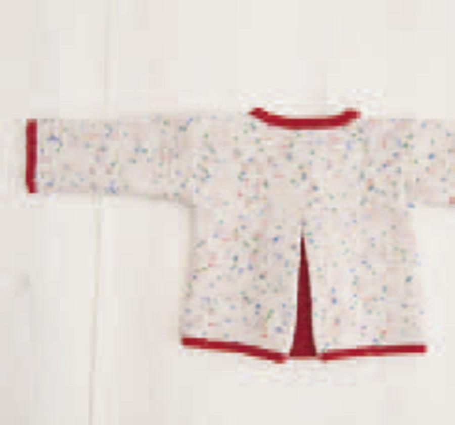 Lana Grossa JACKE Cool Wool Print/Elastico