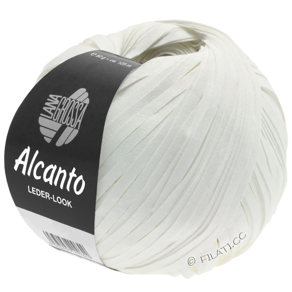 Lana Grossa ALCANTO | 12-Weiß