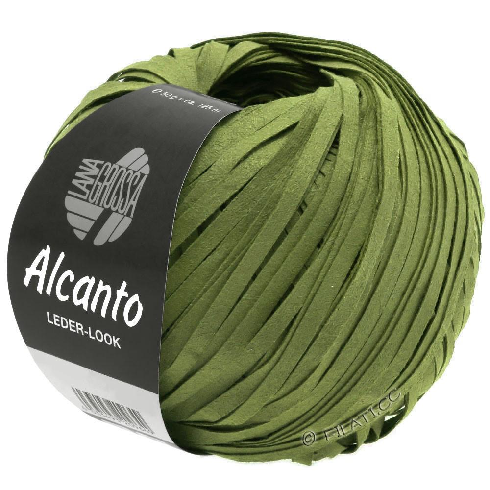 Lana Grossa ALCANTO   17-Olivgrün