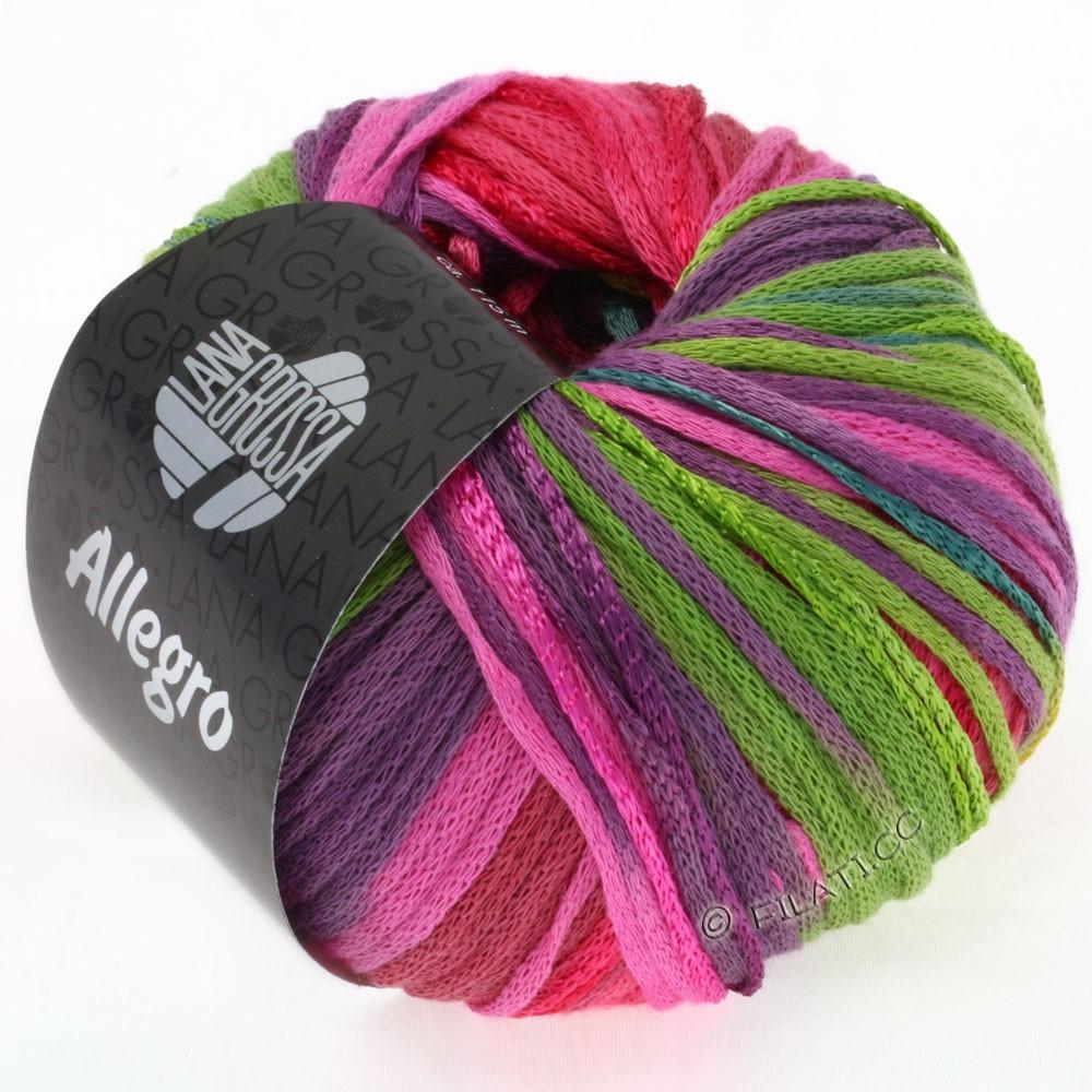 | 001-Türkis/Senfgelb/Pink/Hellgrün/Violett