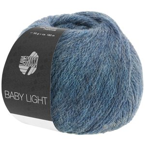 Lana Grossa BABY LIGHT | 07-Jeans