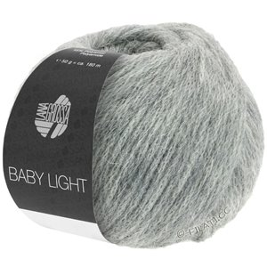 Lana Grossa BABY LIGHT | 12-Hellgrau