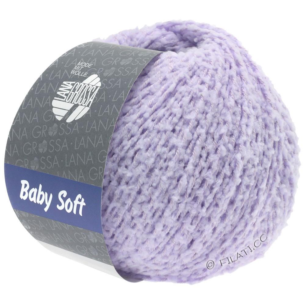 Lana Grossa BABY SOFT | 07-Zartlila