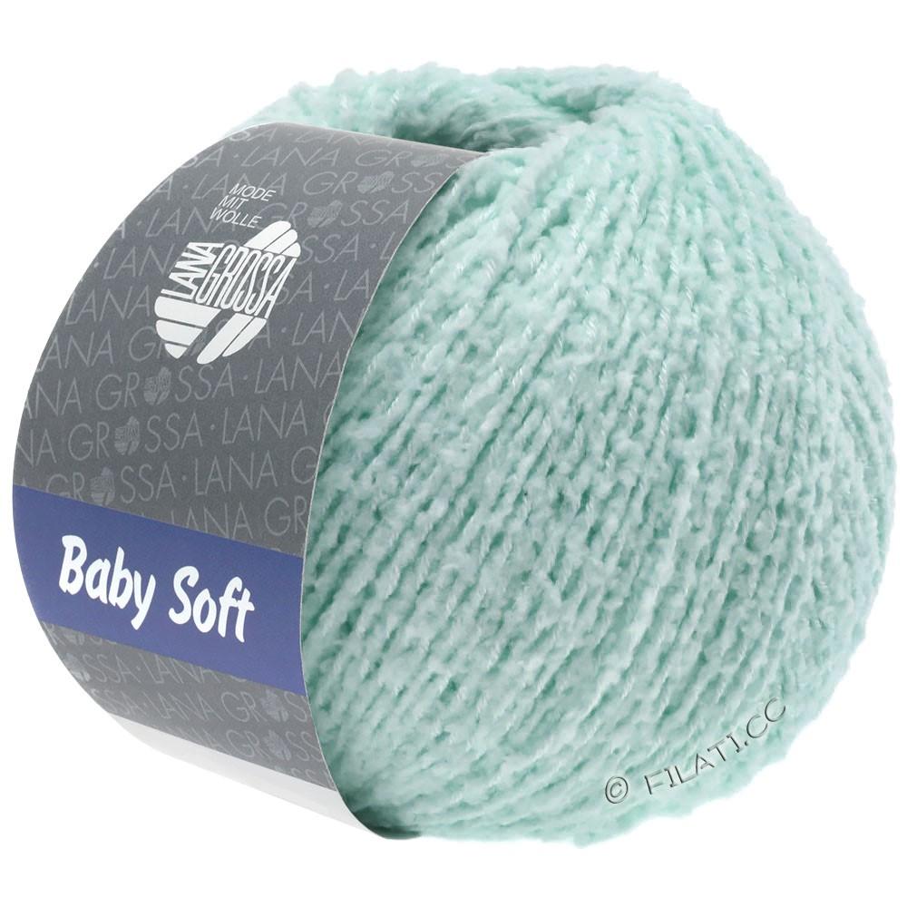 Lana Grossa BABY SOFT | 09-Minttürkis