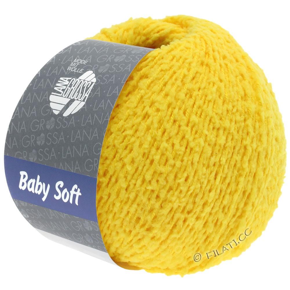Lana Grossa BABY SOFT | 16-Gelb