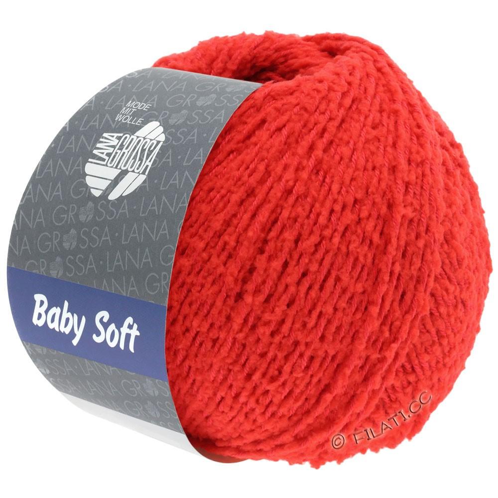 Lana Grossa BABY SOFT | 17-Rot