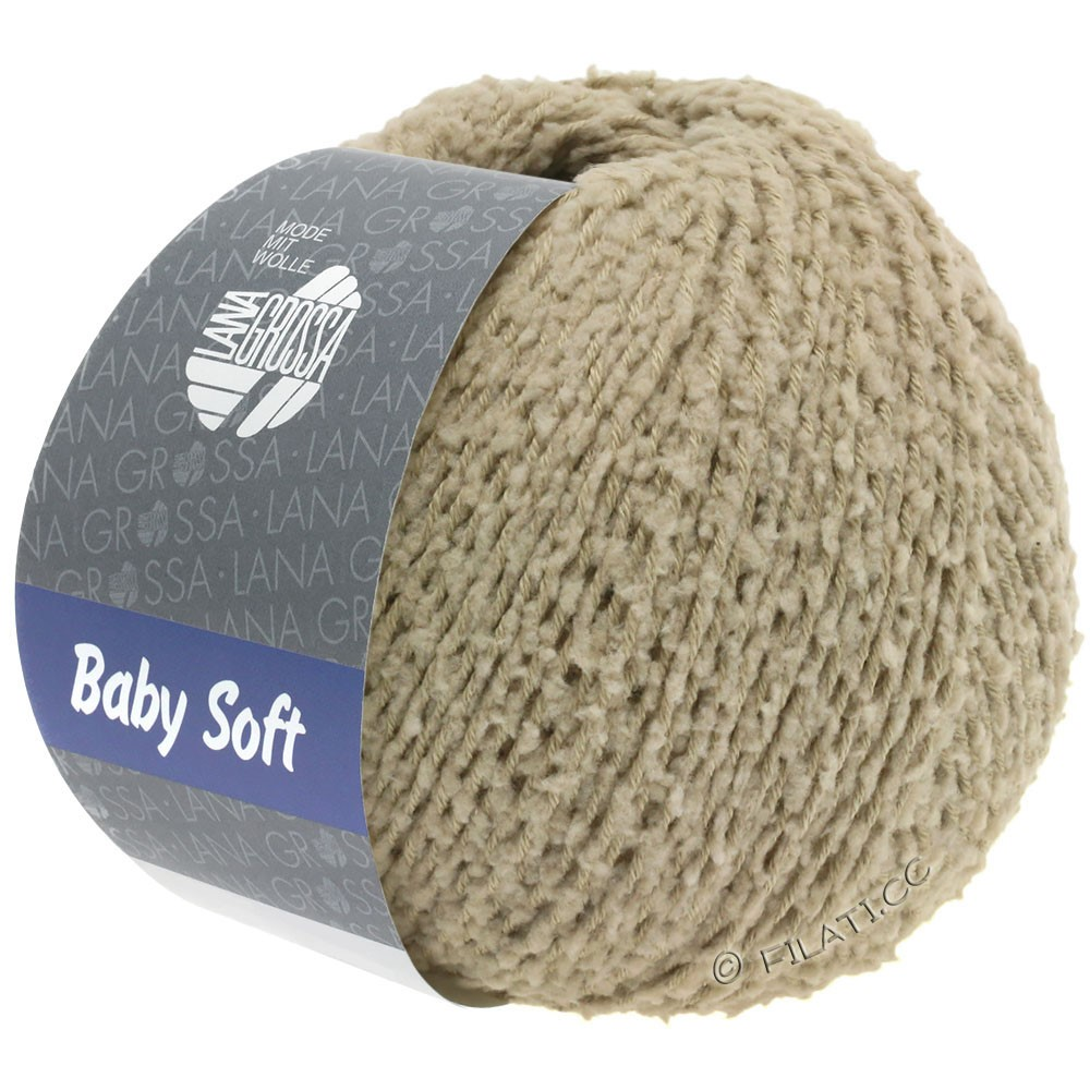 Lana Grossa BABY SOFT | 21-Beige
