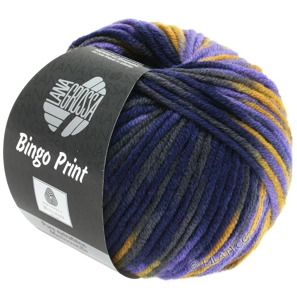 | 364-Ockergelb/Violett/Nachtblau/Anthrazit