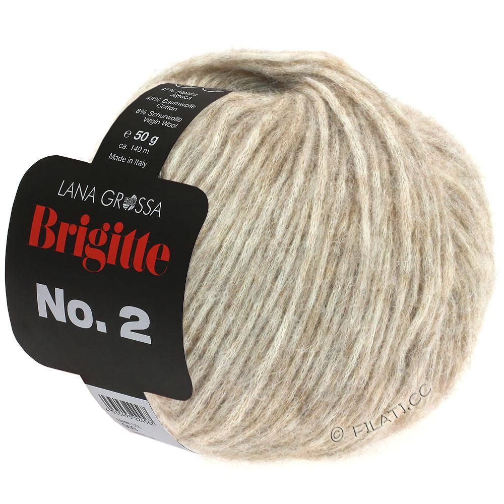 10 anthrazit 50 g Lana Grossa 1 Wolle Kreativ Fb Brigitte No