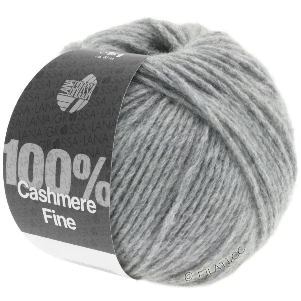 11 graublau 25 g 100/% Cashmere Fb Wolle Kreativ Lana Grossa