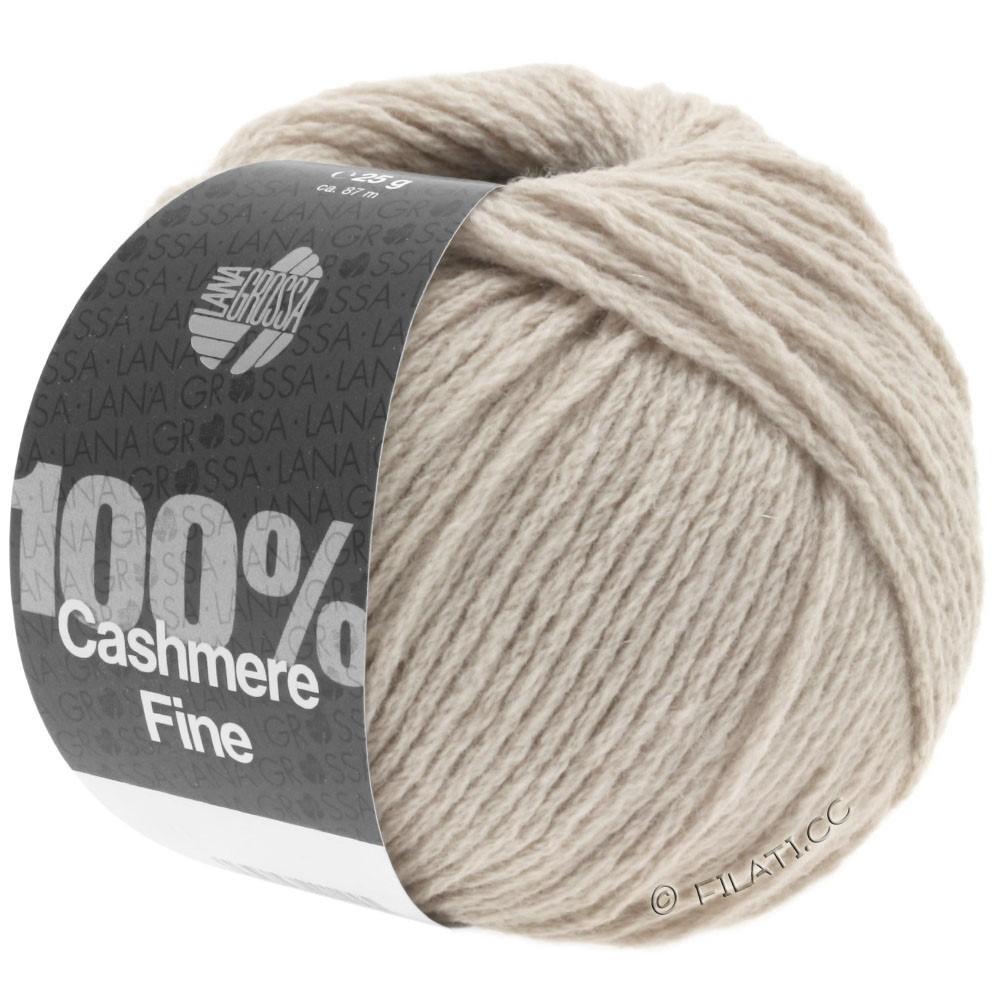 Lana Grossa 100% Cashmere Fine | 15-Hellbeige