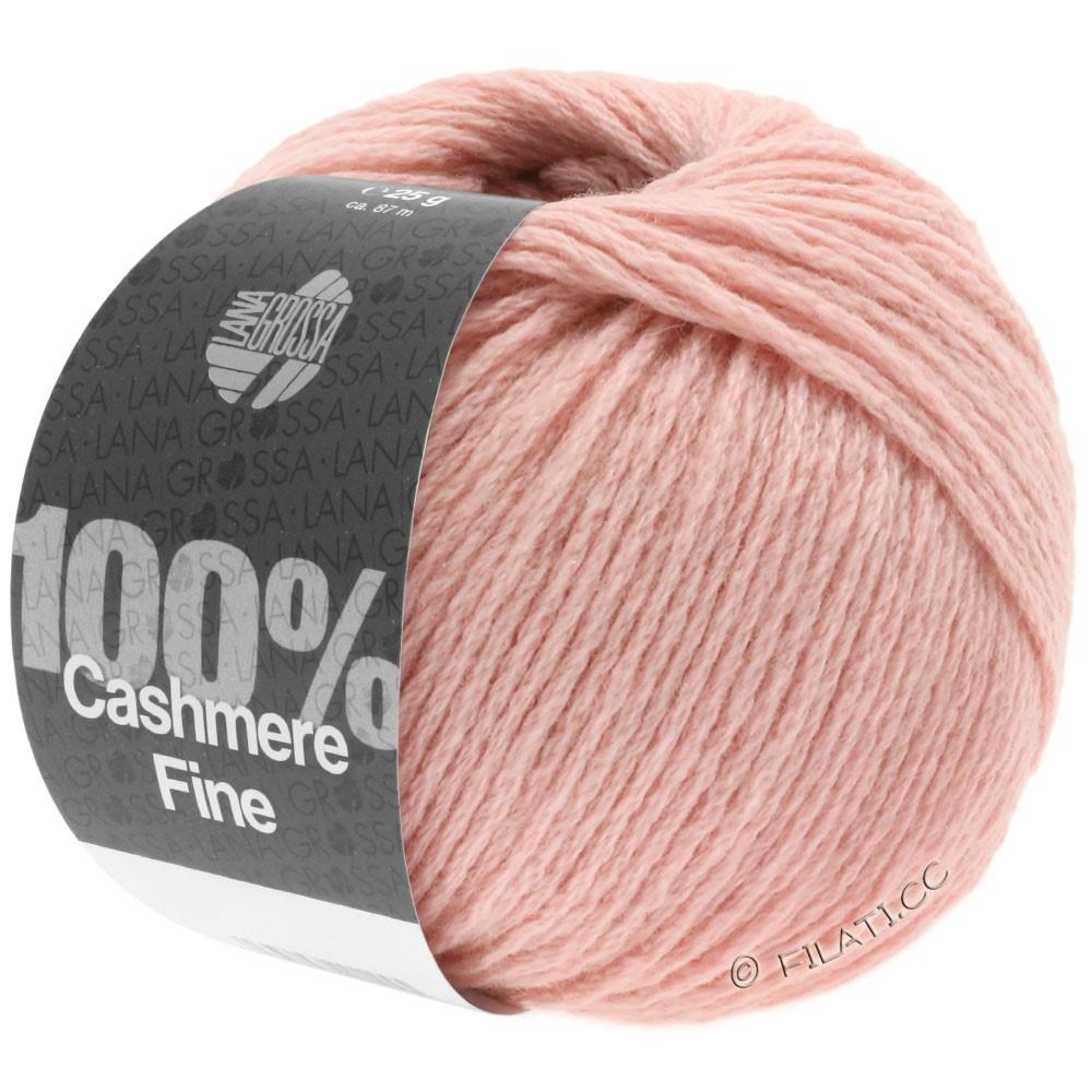 Lana Grossa 100% Cashmere Fine   23-Rosa