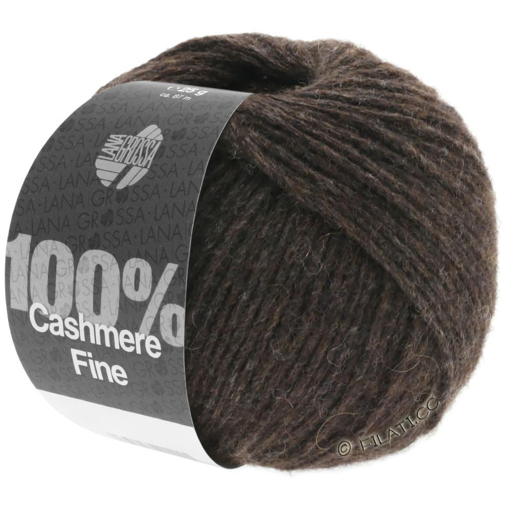 Lana Grossa 100% Cashmere Fine   25-Mokka