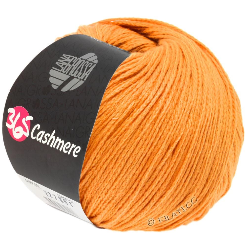 Lana Grossa 365 CASHMERE | 39-Orange