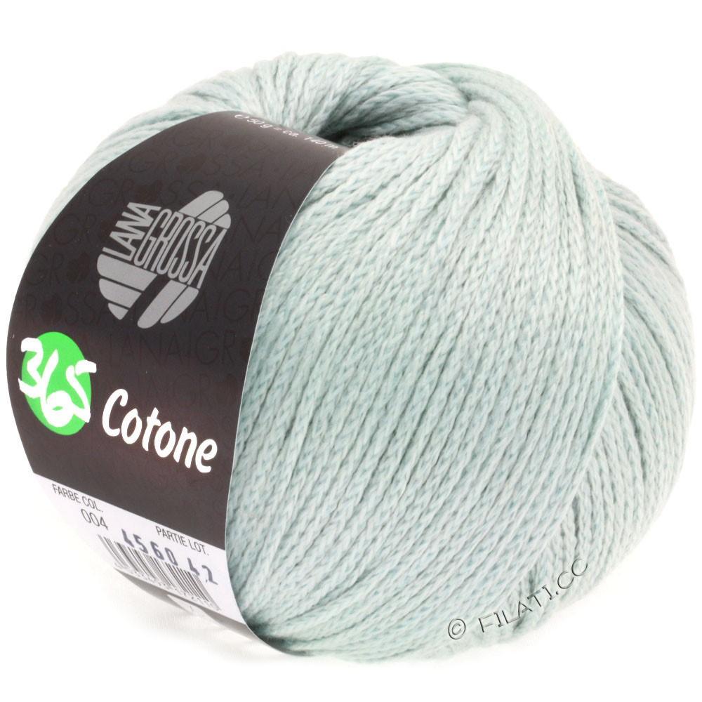 Lana Grossa 365 COTONE | 04-Mint