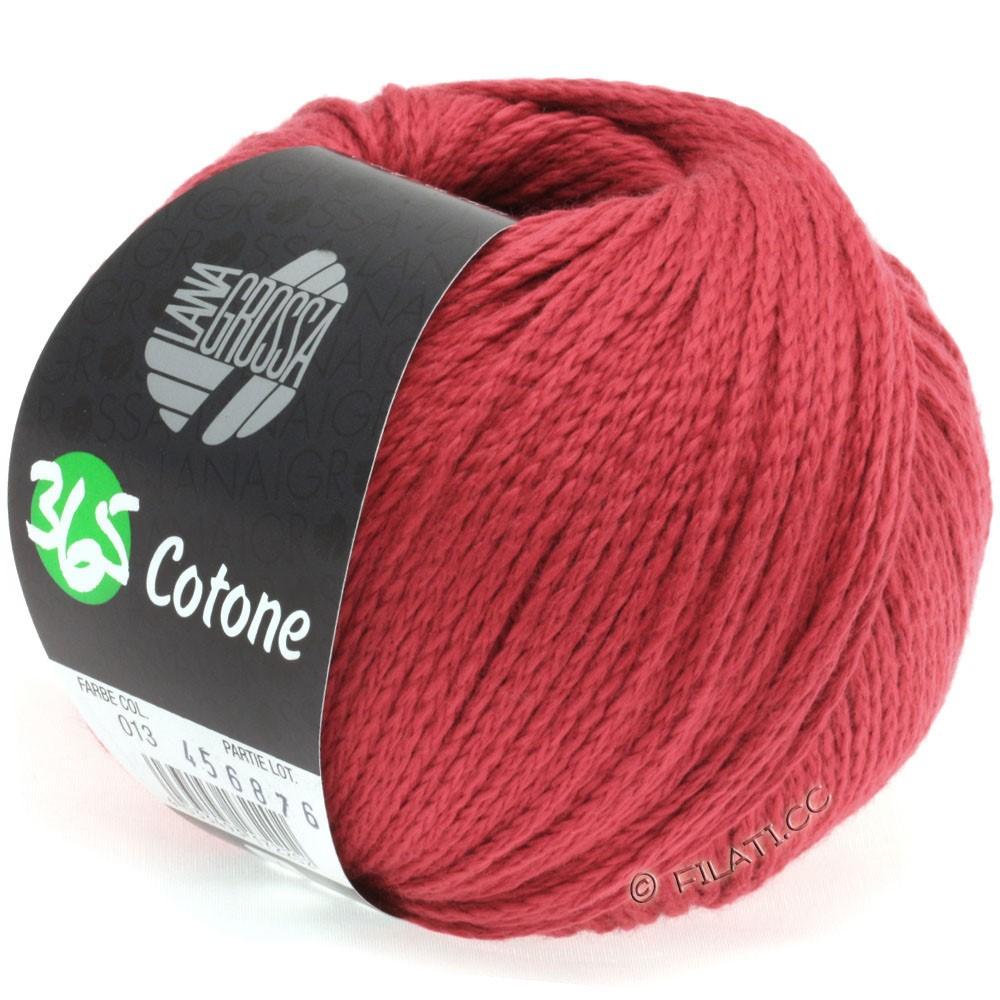 Lana Grossa 365 COTONE | 13-Rot