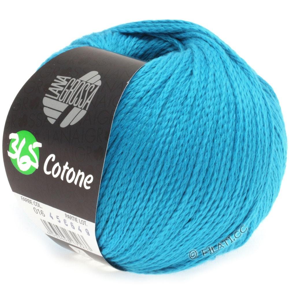 Lana Grossa 365 COTONE | 16-Blau