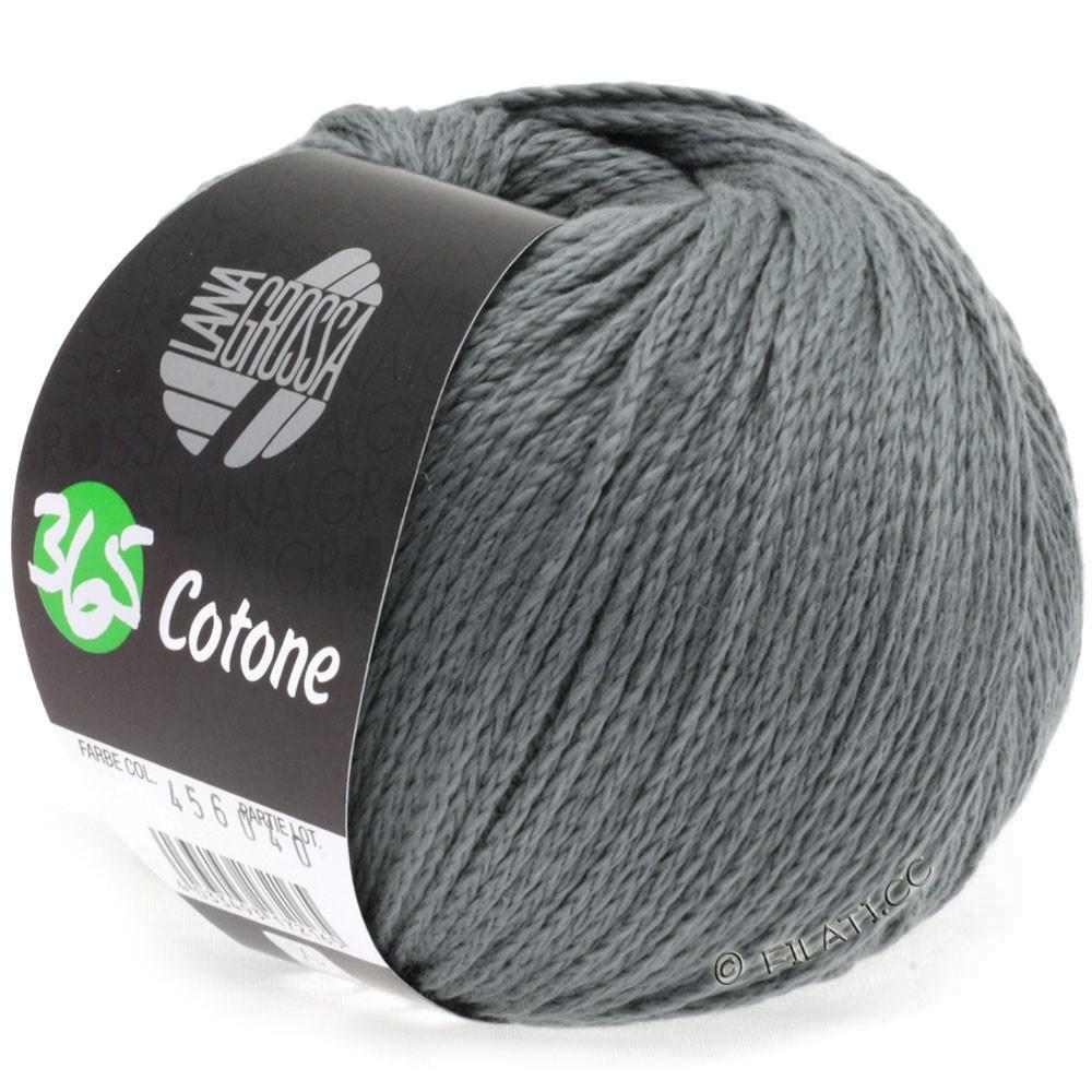 Lana Grossa 365 COTONE | 24-Stahlgrau