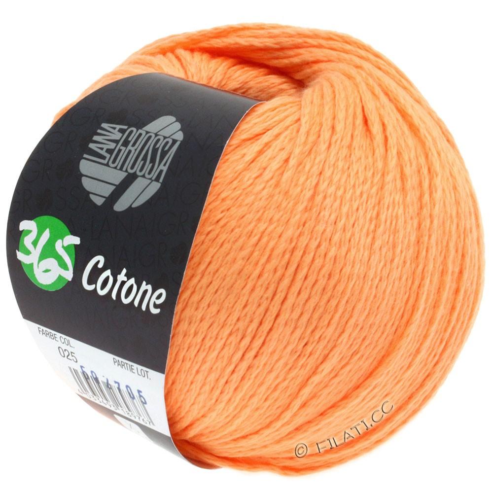 Lana Grossa 365 COTONE | 25-Orange