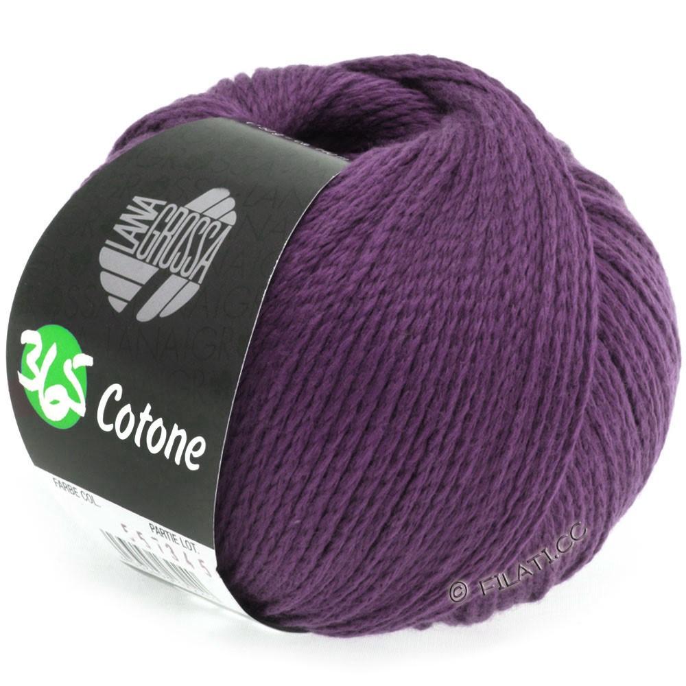 Lana Grossa 365 COTONE | 29-Brombeer