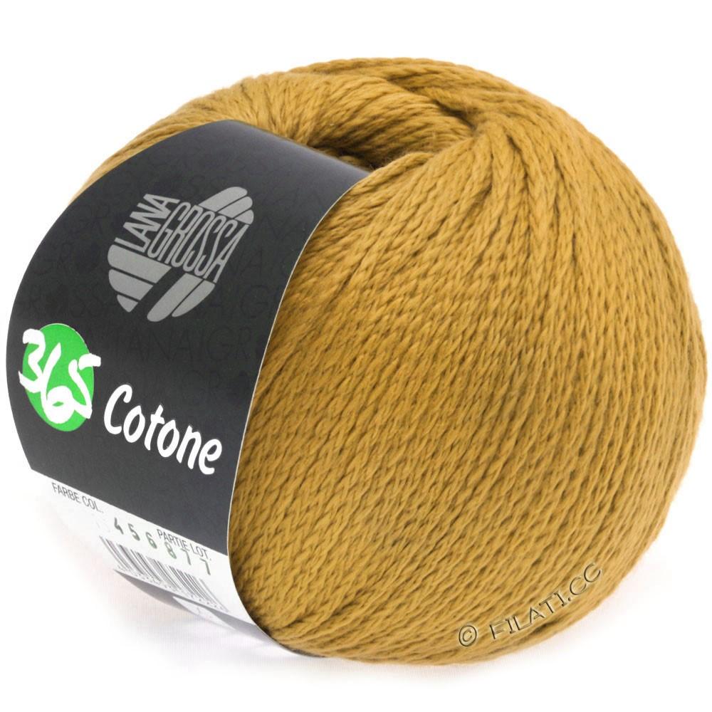 Lana Grossa 365 COTONE | 31-Goldgeb
