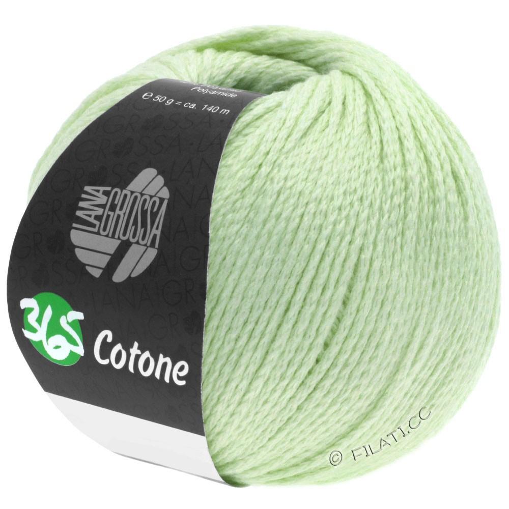 Lana Grossa 365 COTONE | 37-Zartgrün