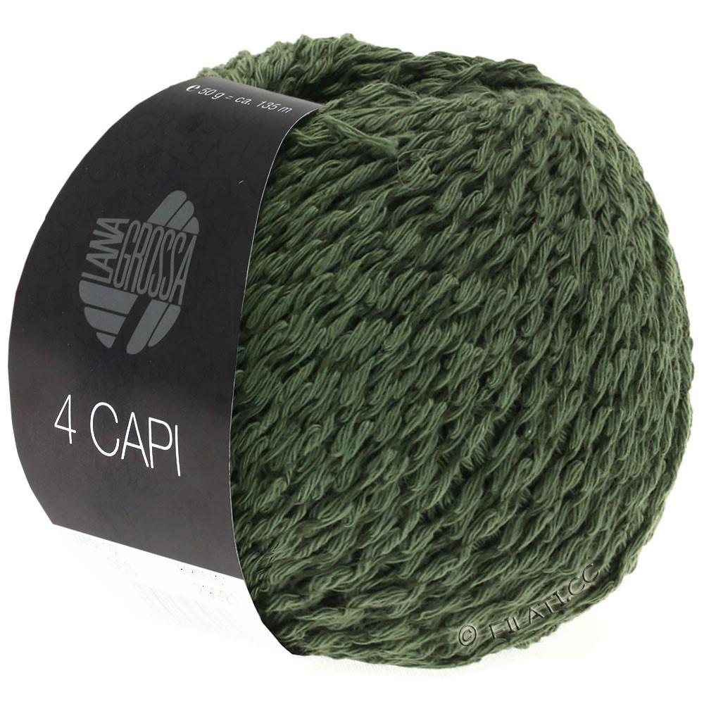 Lana Grossa 4 CAPI | 04-Jägergrün