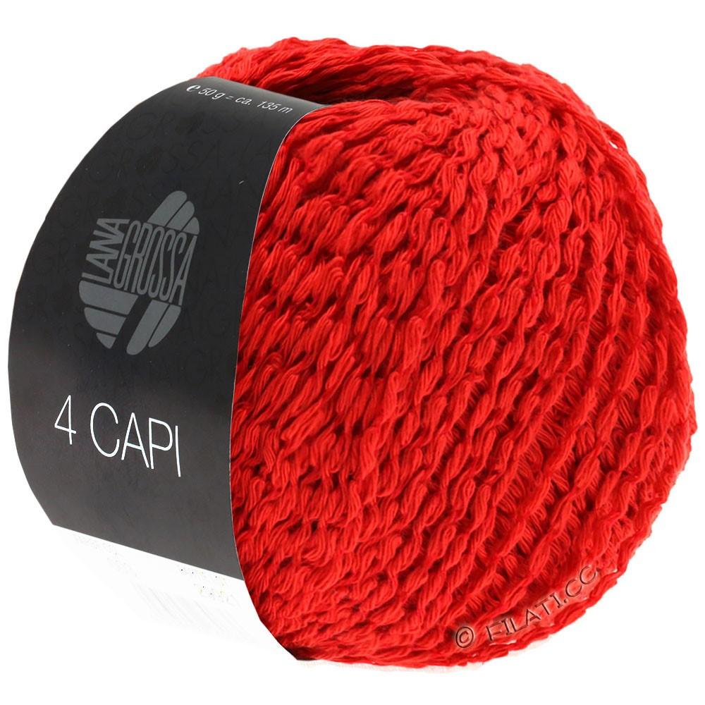 Lana Grossa 4 CAPI | 07-Rot