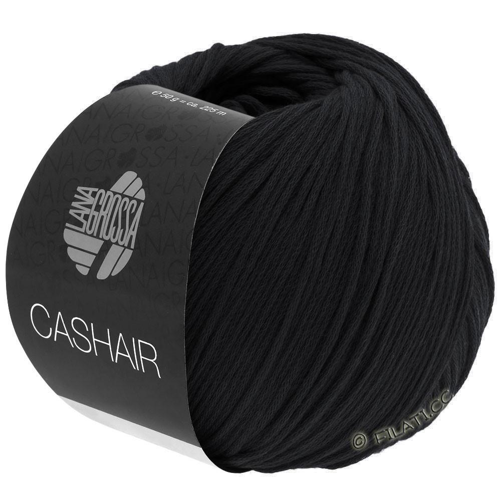Lana Grossa CASHAIR | 08-Schwarz