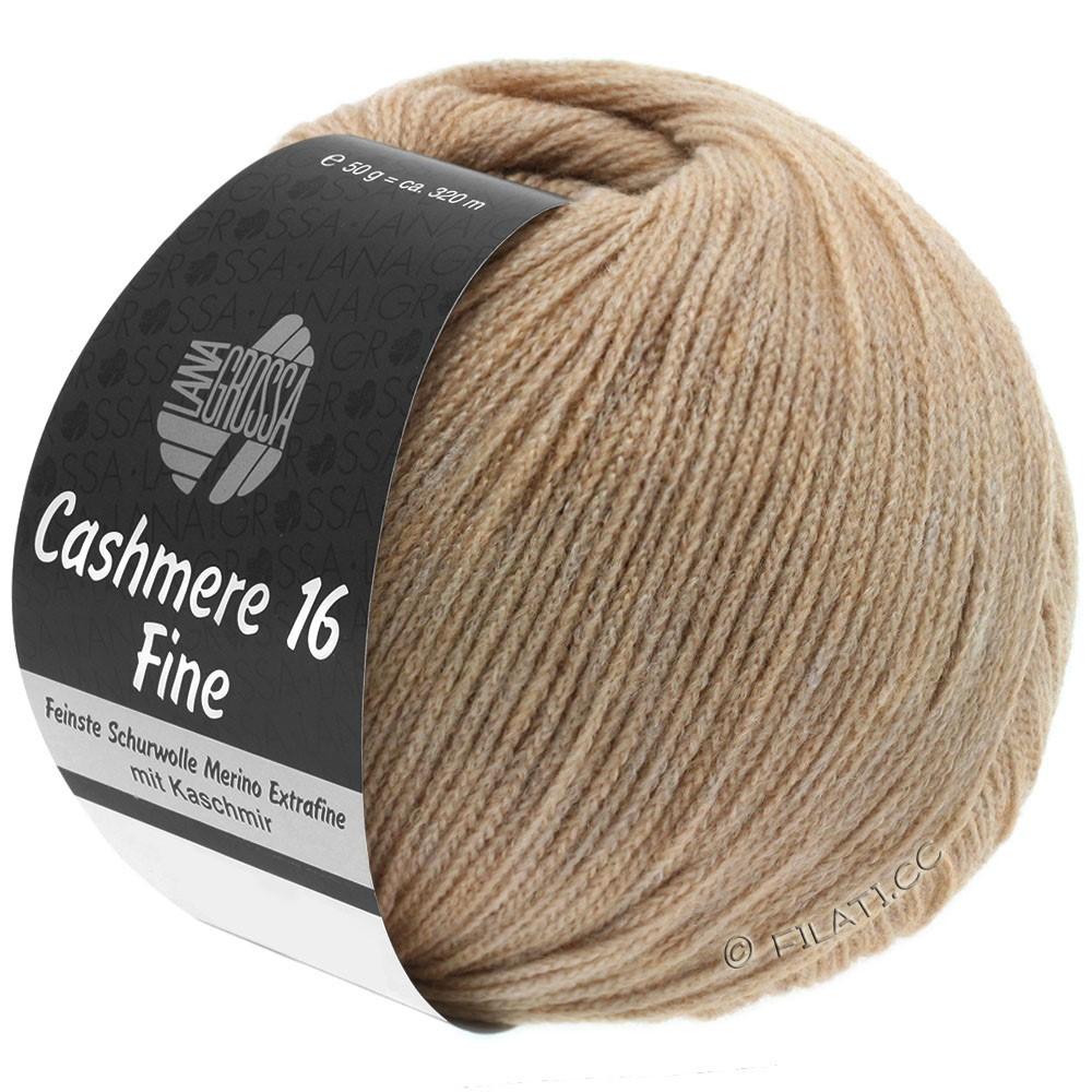 Lana Grossa CASHMERE 16 FINE Uni/Degradé | 006-Sand