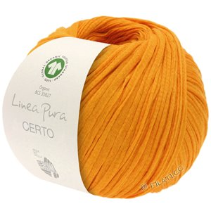 Lana Grossa CERTO (Linea Pura) | 01-Orange