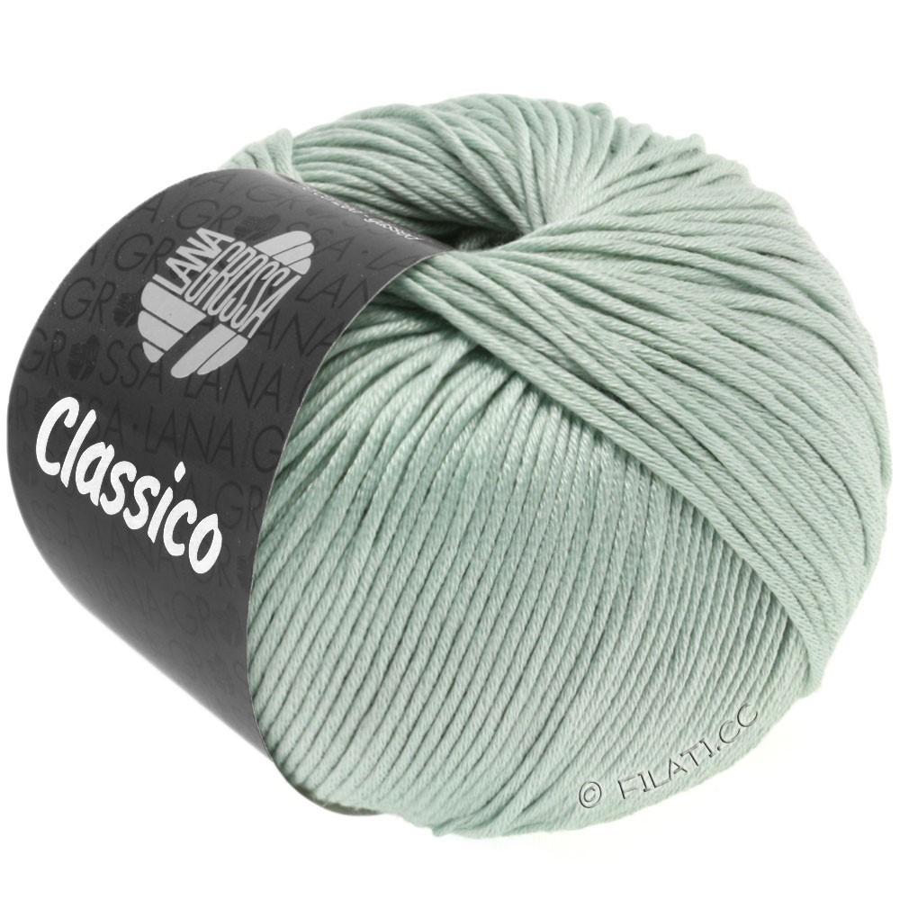 Lana Grossa CLASSICO Uni | 38-Graugrün